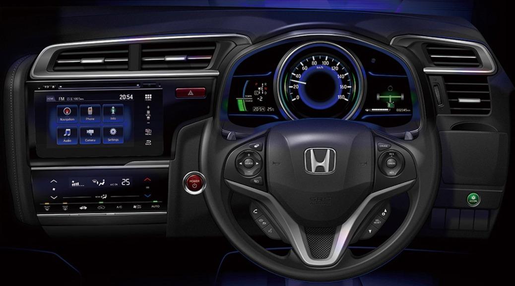 Vehicle Settings Menu | Honda Fit GP5 User Forum – Sri Lanka