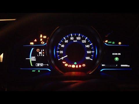 Warning Lights and Messages | Honda Fit GP5 User Forum – Sri Lanka