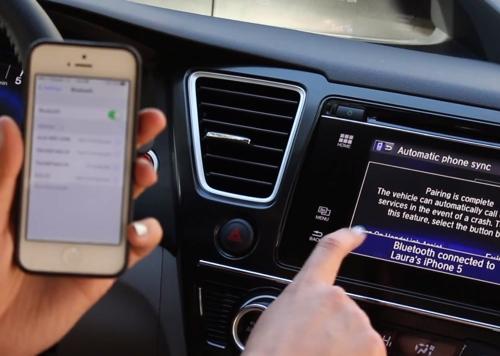 Pairing Your Phone Via Bluetooth   Honda Fit GP5 User Forum – Sri Lanka